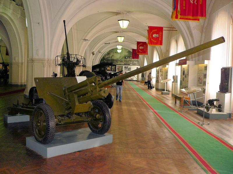 57毫米癌-2枪国防部。1941年1
