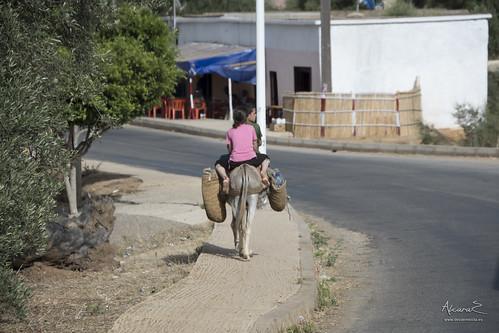 R610, Temsamane, Marruecos