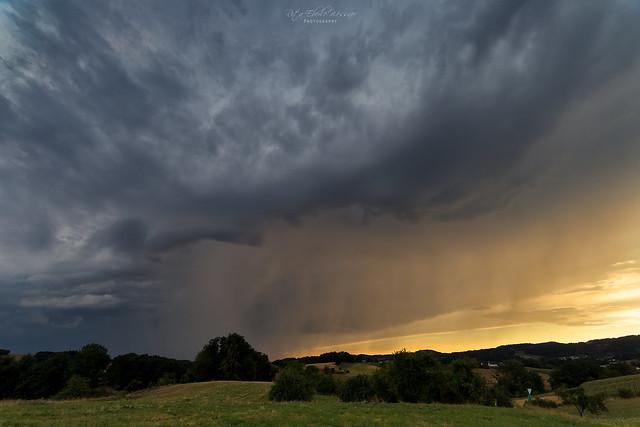 Am Tag, als der Regen kam
