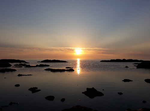 sea mare summer estate marche conero sunrise alba spiaggia sole sun water acqua scogli riflessi reflection