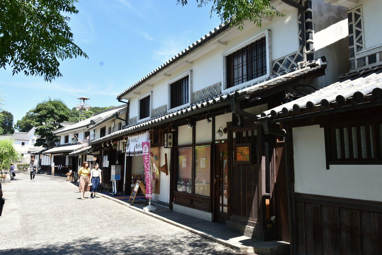 Kurashiki - Quartier historique de Bikan