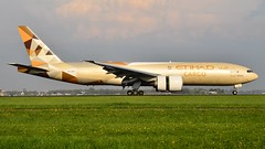 Etihad Airways Boeing 777-FFX A6-DDD