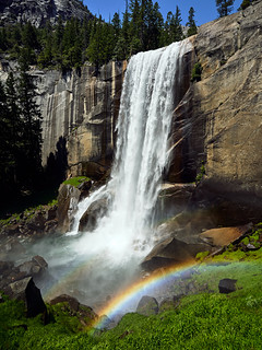 Vernal Falls, Yosemite | by szeke