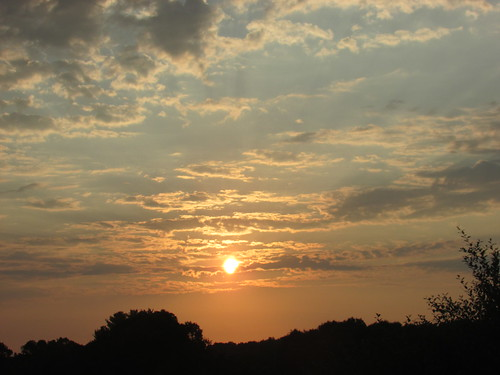 belmont west michigan summer july sunrise dawn