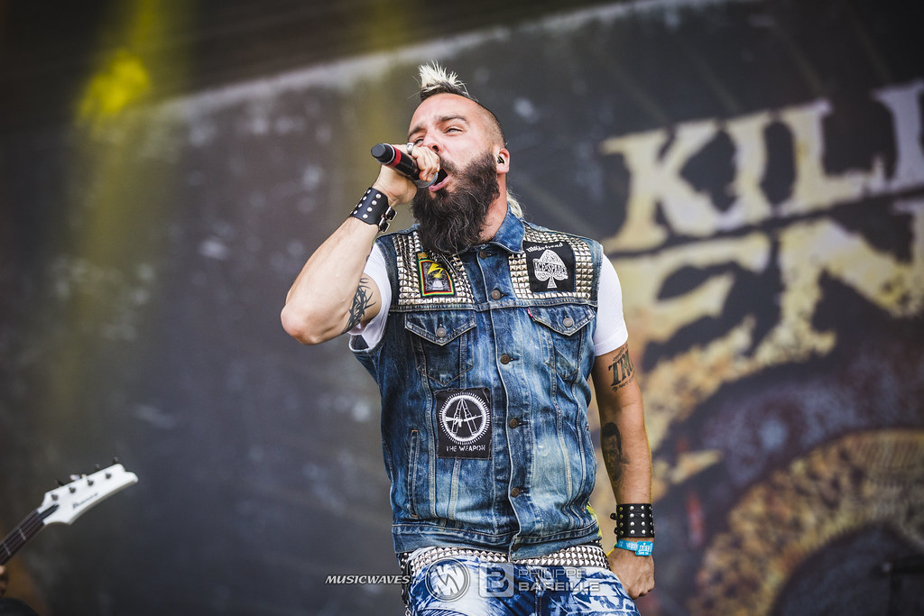 Killswitch Engage @ Hellfest 2018, Clisson | 24/06/2018 | Flickr