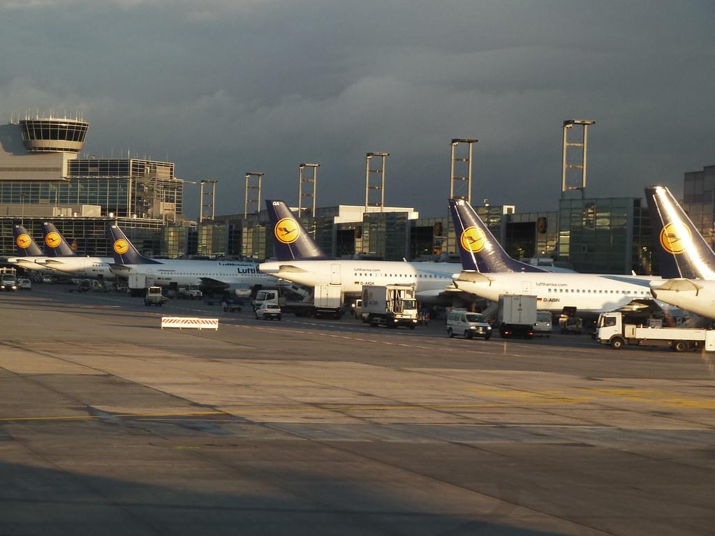 Lufthansa Frankfurt Am Main