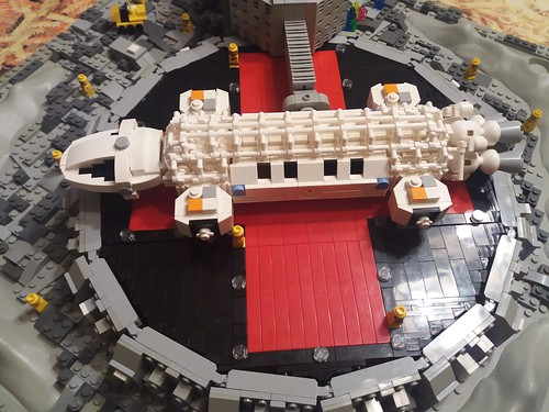 Eagle Space 1999 : Alpha Base | by LeGoLiTo / bretobrick
