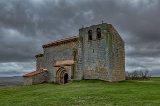 San Martin Obispo II   by Pedro Fierro