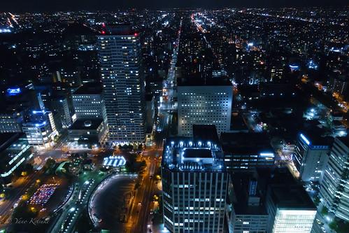 sapporo 札幌 hokkaido 北海道 japan 日本 night 夜景
