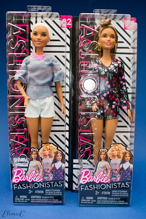 Barbie Fashionistas n.82 e n.73 | by EleC [mickred]