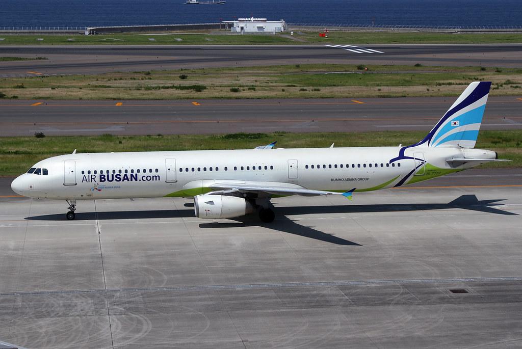 HL7722 Air Busan A321