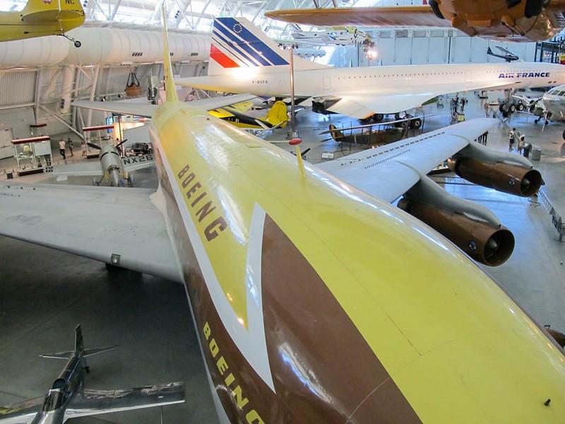Boeing 367-80 Dash 80 1