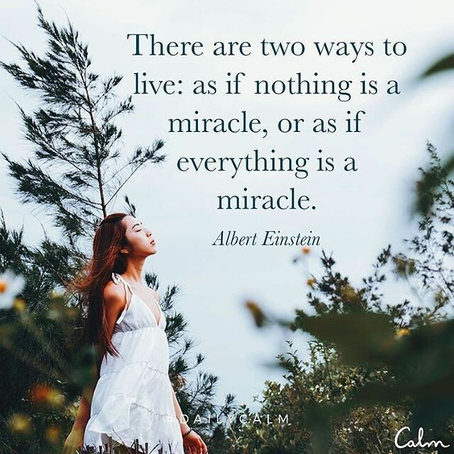 Wisdom Quotes I Choose To See Miracles Everydamnday Flickr