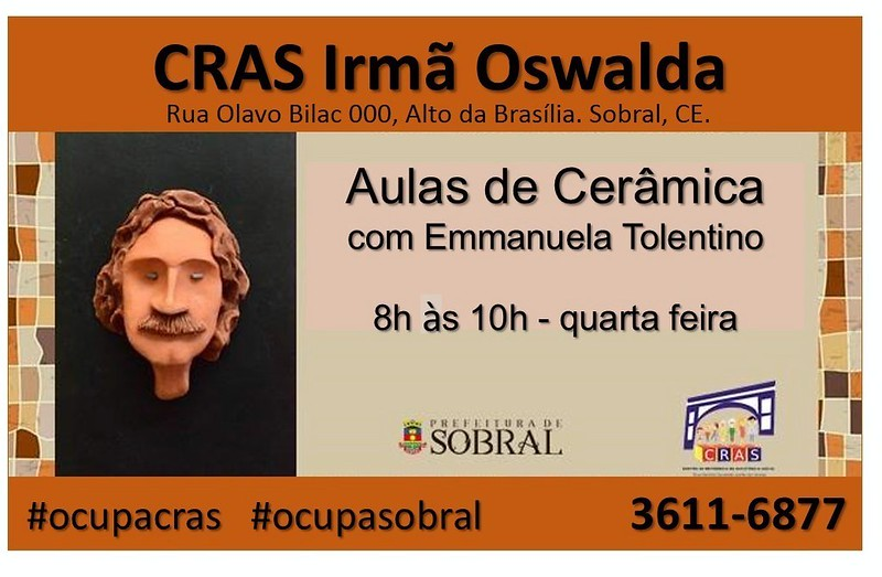 7 ceramica cras Sobral