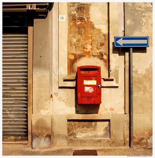 Cassetta delle Poste