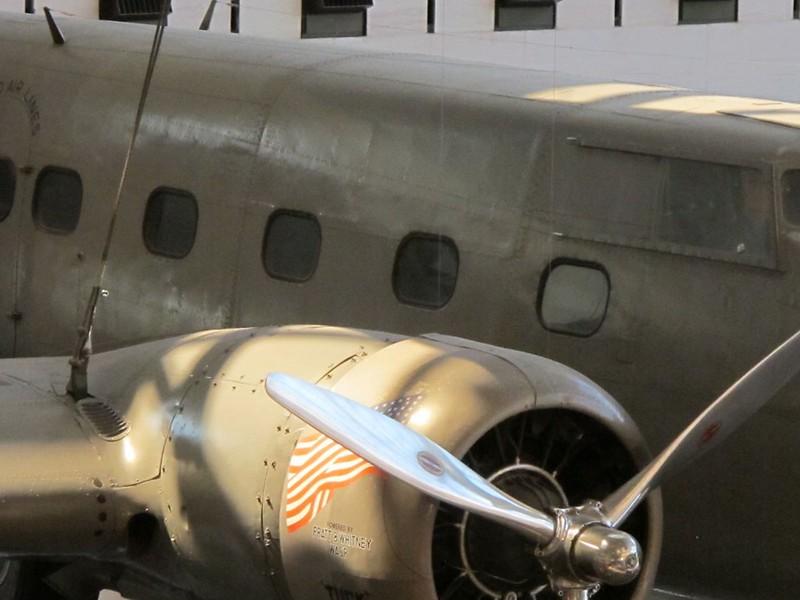 Boeing Model 247D 5