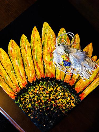 Explore KU with sunflowers