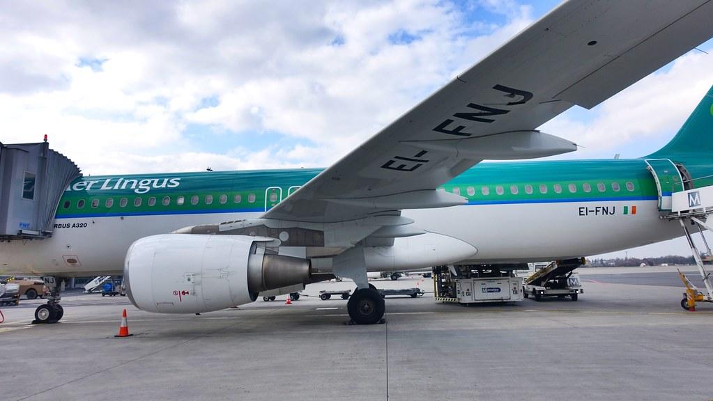 Aer Lingus Airbus A320 200 Ei Fnj Vaclav Havel Airport Flickr