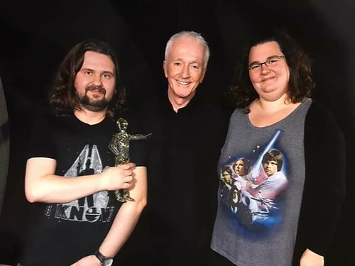 Anthony Daniels | by Katcal
