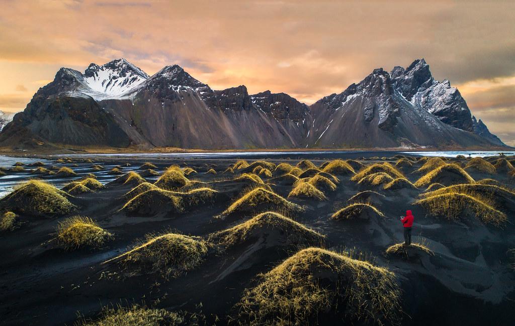 Vestrahorn, Iceland (Explored)