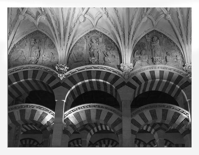 Córdoba juxtaposition  (Mezquita (1))
