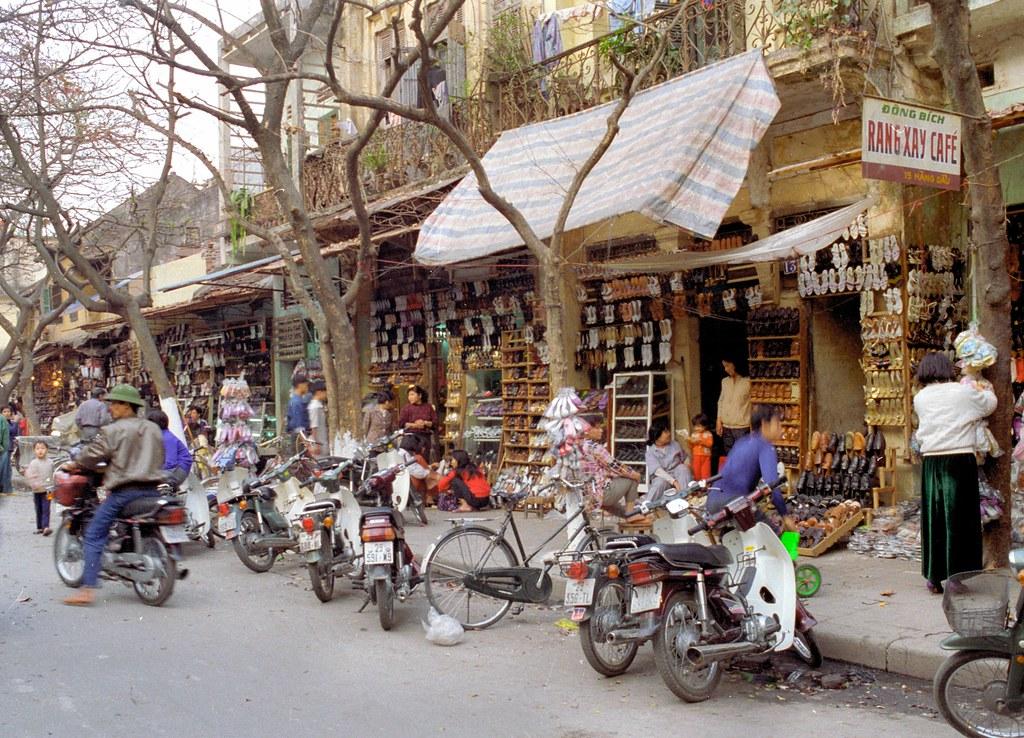 viet_nord_131 : dans le vieux quartier @ Ha Noi, Vietnam Nord
