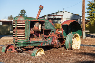 tractor (1 of 1) | by twohoopsphotography