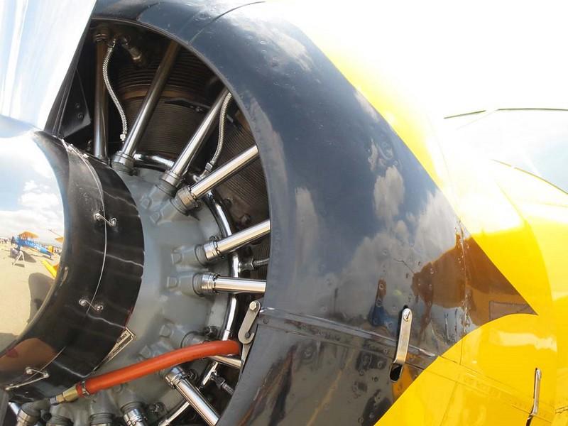 Beechcraft B17R Staggerwing 4