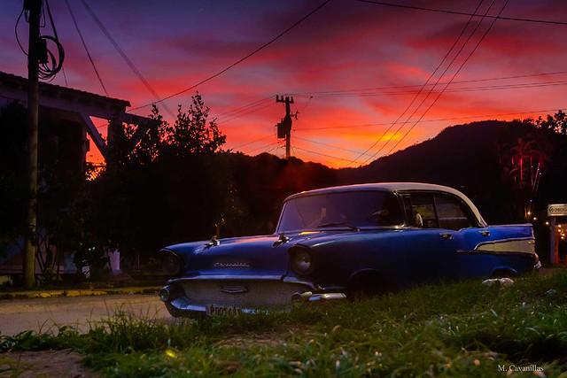 El viejo Chevrolet