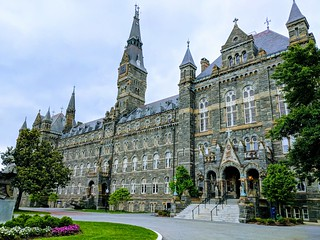 Georgetown University, Washington DC | by ephemerol