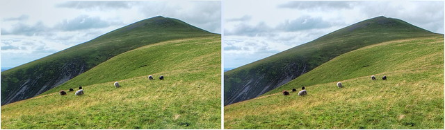 3D Slopes to Skiddaw