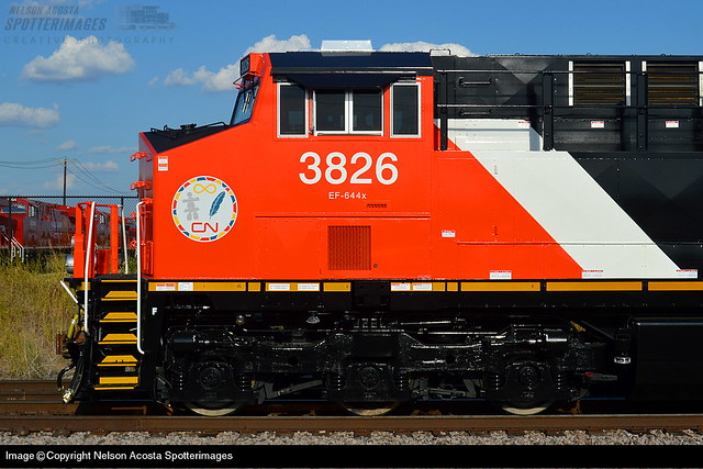 National Canadien 3826