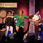 Mon, 09/07/2018 - 9:43pm - Deva Mahal and her band at City Winery in New York City, 7/9/18. Hosted by Rita Houston. Photo by Gus Philippas/WFUV