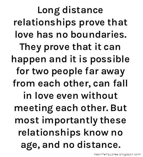 Love Quotes : Long distance relationship love quotes  | Flickr