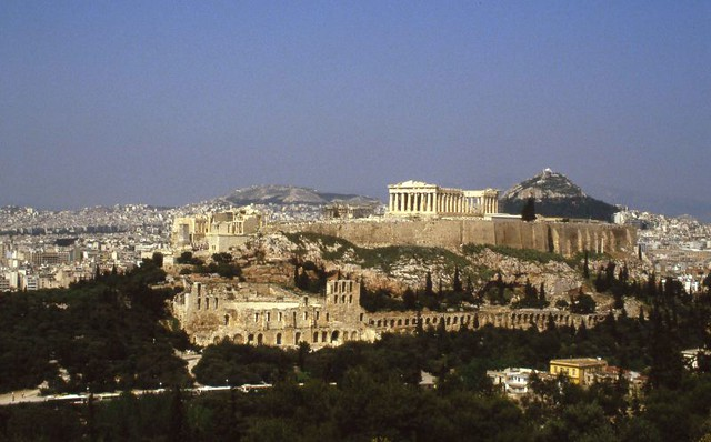 Athens-past-and-present