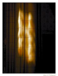 Light on column
