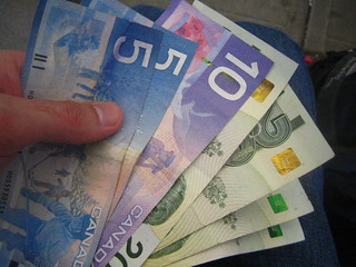 Canadian money is pretty! | by rick