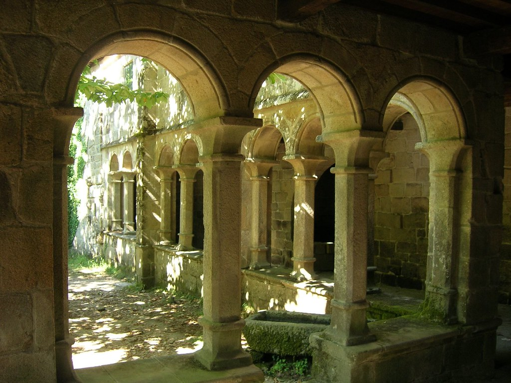 Resultado de imagen de Monasterio de Santa Cristina (Ribas de Sil