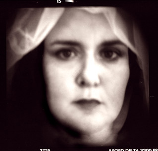 self veiled | by Laura Burlton - www.lauraburlton.com