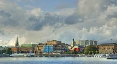 Stockholm Harbor | by FotoDawg