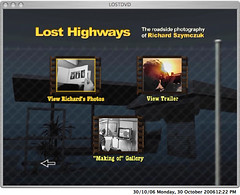 Lost dvd  - extras menu | by One Thousand Words