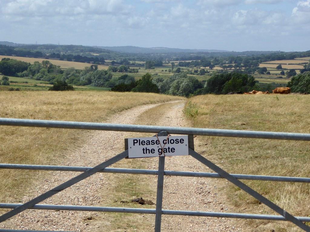 Lower Snailham Winchelsea to Hastings via Three Oaks walk