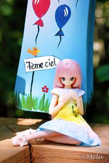 7eme ciel   by Melu Dolls
