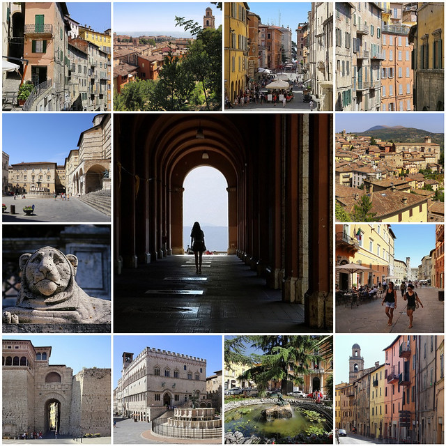 Perugia stole my heart