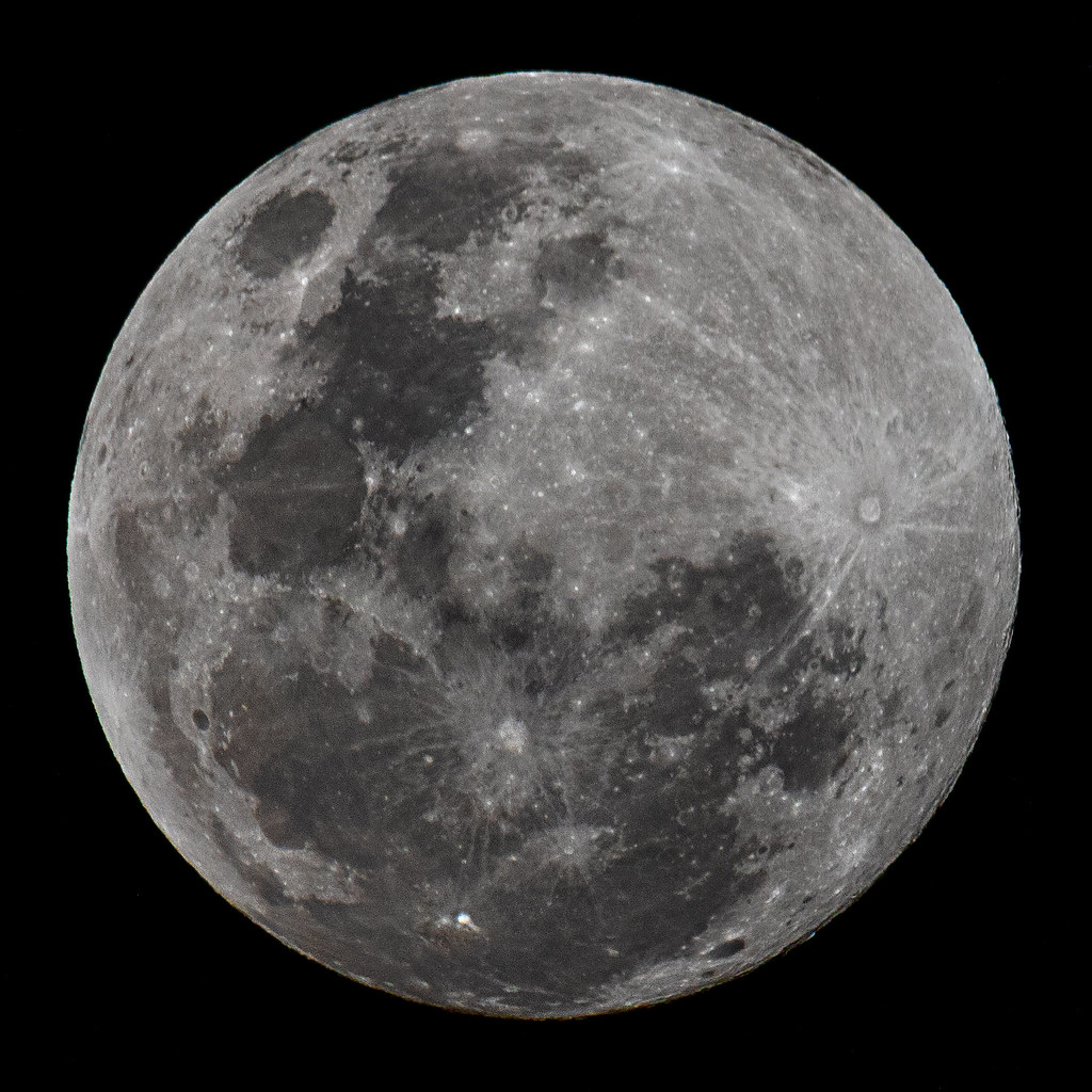 Not the Lunar Eclipse
