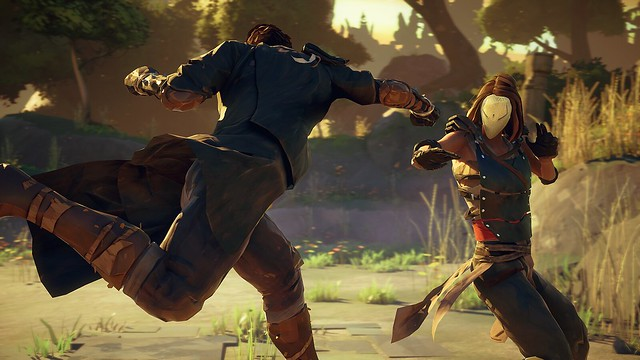 Absolver - Screen 2