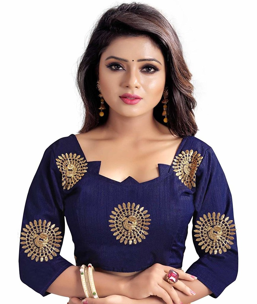 Fonkelnieuw Top 10 latest blouse designs Catalogs For Saree Blouse - s…   Flickr SO-35