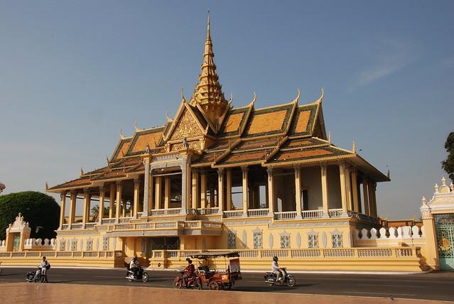 Phnom Penh Palace Pavilion
