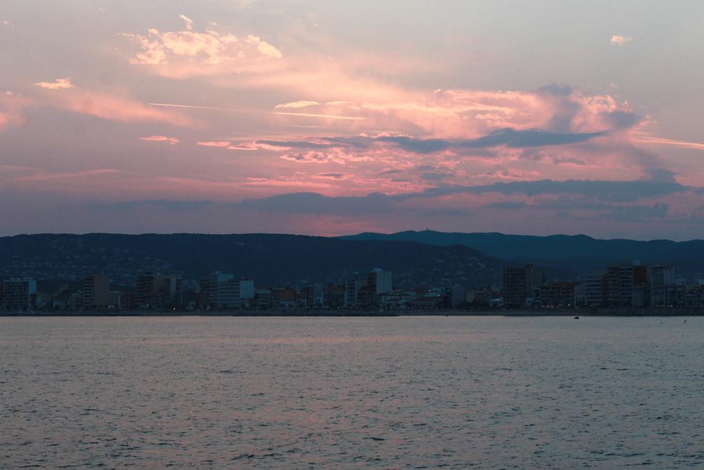 Palamós Harbour
