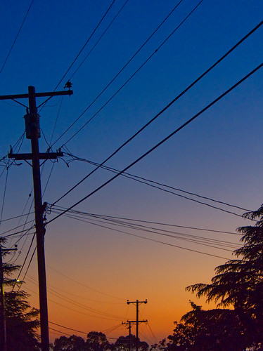 2018 clouds electricity saddledrive sunset